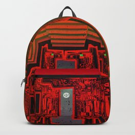Three's a Crowd / Robotics Backpack