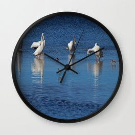 Can't Reach the Itch Wall Clock
