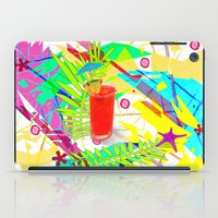 cocktail iPad Cases featuring Cocktail by LoRo  Art & Pictures