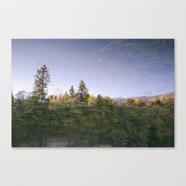 Jenks Lake - Reflection Canvas Print