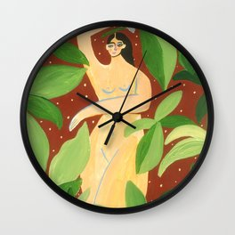 Jungle Dance Wall Clock