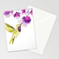 Lucifer Hummingbird Stationery Cards