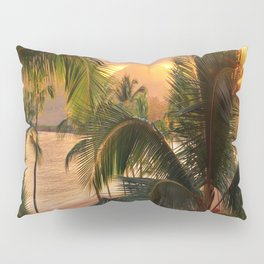 Kauai Tropical Island by OLena Art Pillow Sham