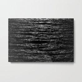 Soundwaves 2 Metal Print