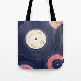 Sounds of the 70s Tote Bag