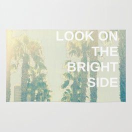 Look on the Bright Side Rug