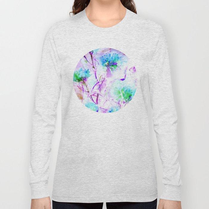 Floral 02 Long Sleeve T-shirt