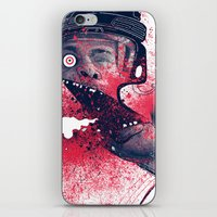 hockey iPhone & iPod Skins featuring Hockey! by Dushan Milic