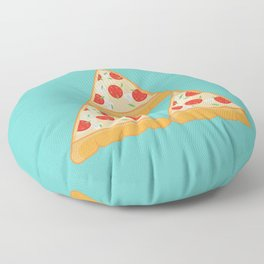 Tri-Pizza Floor Pillow