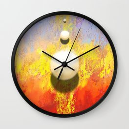 twilight ver.2 Wall Clock