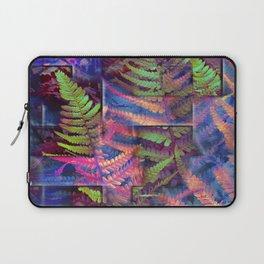 Farn abstrakt Laptop Sleeve