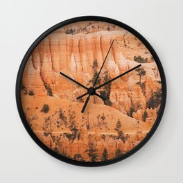 Bryce Canyon's Sunset Point in Utah Wall Clock