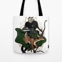 Rahu & Kar-tei Tote Bag