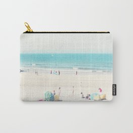 beach - happy life Carry-All Pouch