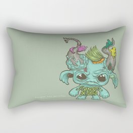 Everyone has parasites Rectangular Pillow