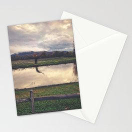 Causeless Happiness Stationery Cards