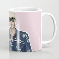 lv Mugs featuring The LV Squad by Art of Nanas