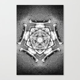 EXORCISM Canvas Print