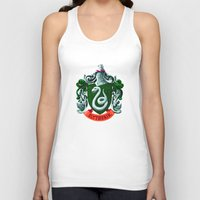 slytherin Tank Tops featuring SLYTHERIN  by Smart Friend