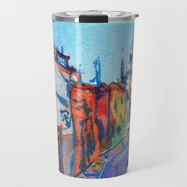 San Miguel De Allende Travel Mug