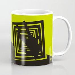 Alfred Hitchcock's Vertigo Coffee Mug