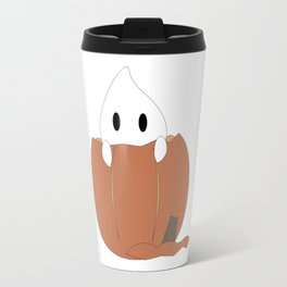 Peekaboo Ghost Travel Mug