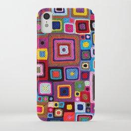 cozy crochet  iPhone Case