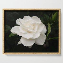 Gardenia Serving Tray
