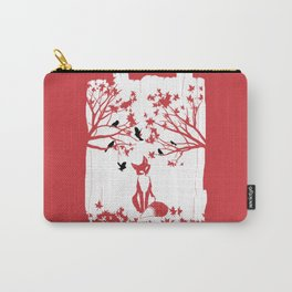 THE LONELY FOX Carry-All Pouch