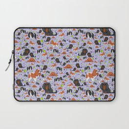King Charles Spaniels Laptop Sleeve