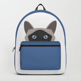 Balinese Cat Backpack