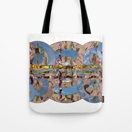 The Problem with Perspective 01 Tote Bag