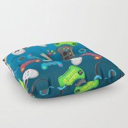 Video Games Floor Pillow