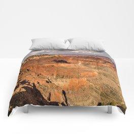 North_Rim Grand_Canyon, Arizona - III Comforters
