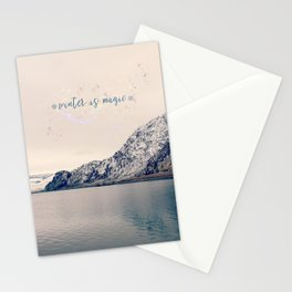 Winter is Magic Stationery Cards