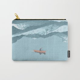 No River Wide Enough Carry-All Pouch