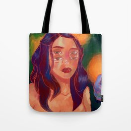 hot skin Tote Bag