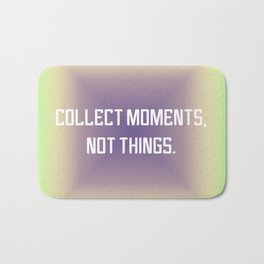 Collect Moments Bath Mat