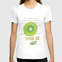 this is not T-shirt