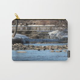 Winter Water Carry-All Pouch