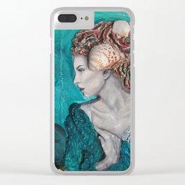 Ariel Clear iPhone Case