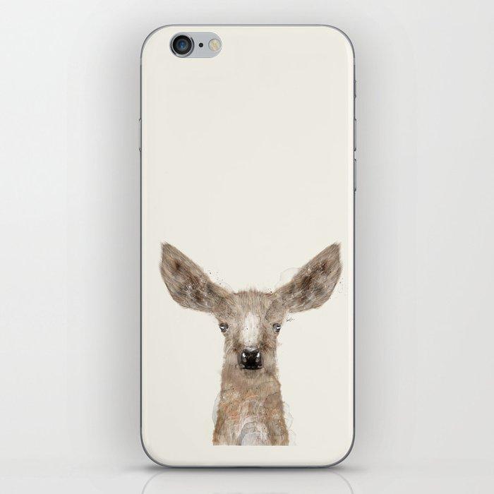 little deer fawn iPhone Skin