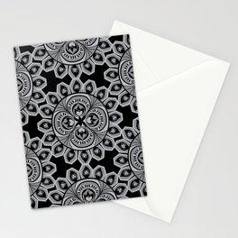 Onyx Medallion Stationery Cards