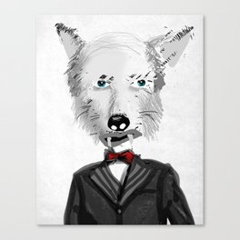 My name is not Harry Haller Canvas Print