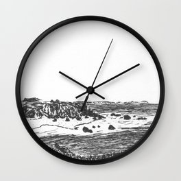 North Coast Wall Clock