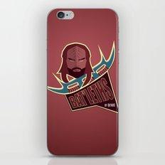 Bat'leths of Kronos iPhone & iPod Skin