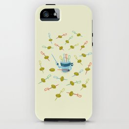 Touché! iPhone Case