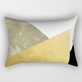 Modern Geometric 4 Rectangular Pillow