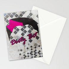 Dirty Bit Stationery Cards