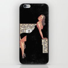 Pinup 1 iPhone & iPod Skin
